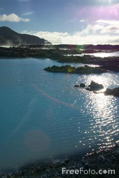 The Blue Lagoon of Iclenad